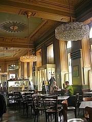 Cafe Westend Speisekarte